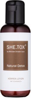 Michael Droste-Laux SHE.TOX leche corporal