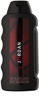 Michael Jordan Jordan Power gel de ducha para hombre 354 ml