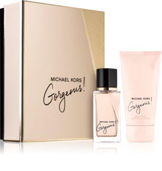 Michael Kors Gorgeous! coffret cadeau I. (pour femme)