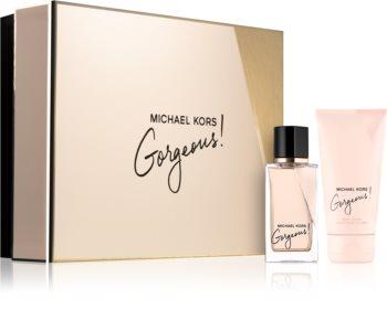 Michael Kors Gorgeous! σετ δώρου II. (για γυναίκες)