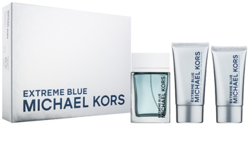 Michael Kors Extreme Blue coffret I.