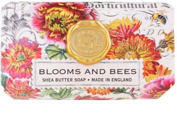 Michel Design Works Blooms and Bees sabonete hidratante com manteiga de karité