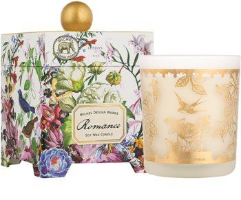 Michel Design Works Romance vela perfumado 397 g em vidro
