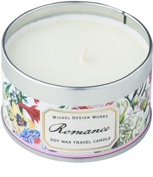 Michel Design Works Romance vela perfumada  113 g en lata