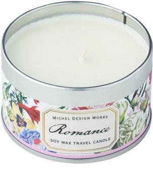 Michel Design Works Romance vela perfumado 113 g Em placa