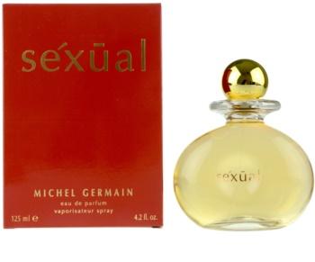 Michel Germain Sexual eau de parfum para mulheres 125 ml