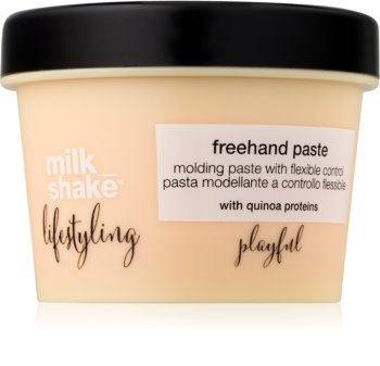 Milk Shake Lifestyling modellező paszta hajra