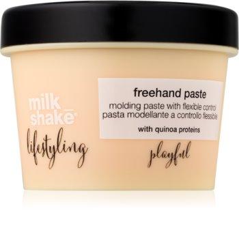 Milk Shake Lifestyling pasta pentru modelat pentru păr