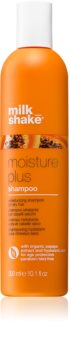Milk Shake Moisture Plus Kosteuttava Hiustenpesuaine Kuiville Hiuksille