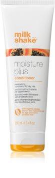 Milk Shake Moisture Plus feuchtigkeitsspendender Conditioner für trockenes Haar