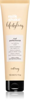 Milk Shake Curl Perfectionist Defining Cream for Curly Hair