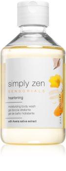 Milk Shake Simply Zen povzbuzující sprchový gel