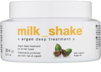 Milk Shake Argan Oil olajos ápolás minden hajtípusra