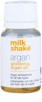 Milk Shake Argan Oil Tratament de îngrijire cu ulei de argan pentru toate tipurile de păr