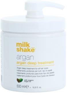 Milk Shake Argan Oil olejová péče pro všechny typy vlasů