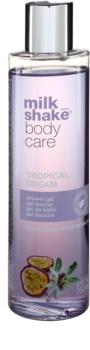Milk Shake Body Care Tropical Dream gel de duche hidratante