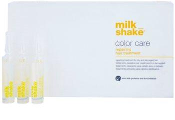 Milk Shake Color Care gyógyító ápolás száraz és festett hajra
