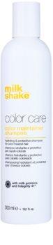 Milk Shake Color Care champú hidratante y protector para cabello teñido