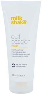 Milk Shake Curl Passion masque pour cheveux bouclés