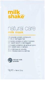 Milk Shake Natural Care Milk posilujúca maska na vlasy