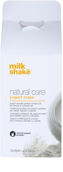 Milk Shake Natural Care Yogurt máscara de iogurte regeneradora