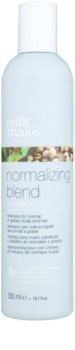 Milk Shake Normalizing Blend šampon pro normální až mastné vlasy