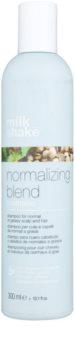 Milk Shake Normalizing Blend szampon do włosów normalnych i przetłuszczających się