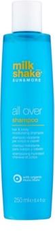 Milk Shake Sun & More Fugtgivende shampoo til hår og krop