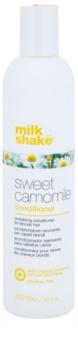 Milk Shake Sweet Camomile Ravitseva Hoitoaine Vaaleille Hiuksille
