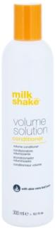 Milk Shake Volume Solution Balsam för normalt till fint hår För volym och form
