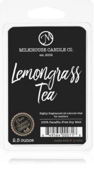 Milkhouse Candle Co. Creamery Lemongrass Tea vaxsmältning