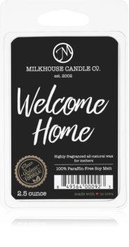 Milkhouse Candle Co. Creamery Welcome Home cera per lampada aromatica