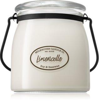 Milkhouse Candle Co. Creamery Limoncello Tuoksukynttilä Voipurkki