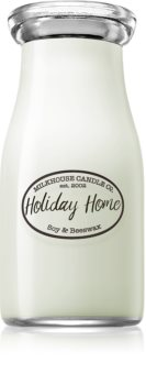 Milkhouse Candle Co. Creamery Holiday Home illatos gyertya  Milkbottle