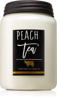 Milkhouse Candle Co. Farmhouse Peach Tea vonná svíčka