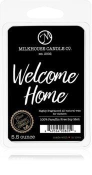 Milkhouse Candle Co. Creamery Welcome Home vosek za aroma lučko
