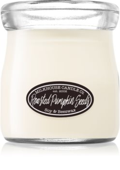 Milkhouse Candle Co. Creamery Roasted Pumpkin Seeds mirisna svijeća Butter Jar