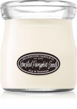 Milkhouse Candle Co. Creamery Roasted Pumpkin Seeds vonná svíčka Butter Jar