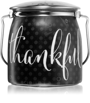 Milkhouse Candle Co. Creamery Brown Butter Pumpkin vonná svíčka Butter Jar I.