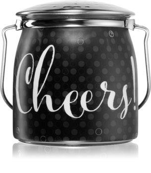 Milkhouse Candle Co. Creamery Celebrate! bougie parfumée Butter Jar I.