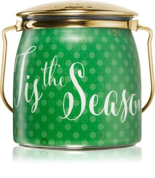 Milkhouse Candle Co. Creamery 'Tis The Season vonná svíčka Butter Jar