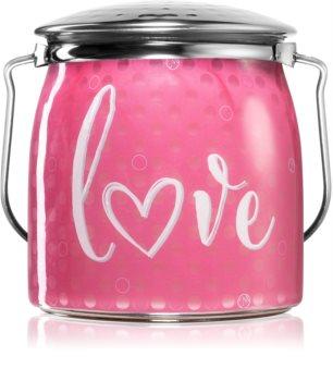 Milkhouse Candle Co. Creamery Love candela profumata