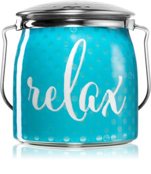 Milkhouse Candle Co. Creamery Relax scented candle