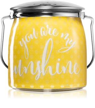 Milkhouse Candle Co. Creamery You Are My Sunshine bougie parfumée