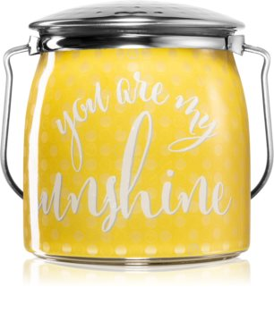 Milkhouse Candle Co. Creamery You Are My Sunshine αρωματικό κερί