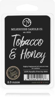 Milkhouse Candle Co. Creamery Tobacco & Honey Tuoksuvaha