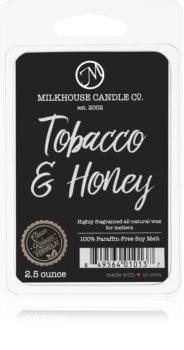 Milkhouse Candle Co. Creamery Tobacco & Honey віск для аромалампи