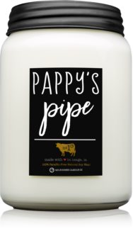 Milkhouse Candle Co. Farmhouse Pappy's Pipe scented candle