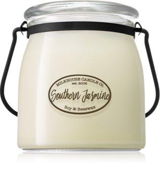 Milkhouse Candle Co. Creamery Southern Jasmine vonná svíčka Butter Jar