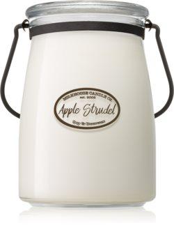 Milkhouse Candle Co. Creamery Apple Strudel illatos gyertya